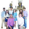 Photo by Josie Fox Jacksonville's 2018 Homecoming court candidates are, front row left to right, Jeremiah Neal and Samuel Baker; middle row, Emily Moreira, Julianna Tamayo and Julie Jaramillo; back row, Emile Smith, Edgar Bonzalez and Christopher Reyes.