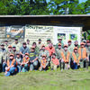 Photo provided by Becky Whisenant Tx A&M Forest Service and Tx Parks & Wildlife Department teamed up Oct. 27 and 28 to sponsor the 7th annual Youth Hunt at I.D.Fairchild state forest.  Twelve hunters ages 8 to 15 from Texas and Oklahoma had the opportunity for hands-on instruction and experience.  Pictured (in no particular order) are Jeremiah Adams (10), Gavin Glover (10), Carson Wilson (15), Dante Letteri (9), Jakob Hardy (10), Caison Matney (12), Kelton Whisenhunt (14), Justice Kessel (9), Maryanna Ebert (9), Blake Casper (13), Triston Metreyeon (10) and Tristen Taylor (9).