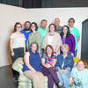 """Photo by Heather Beck The cast and crew of """"Red Velvet Cake War', a Hope, Jones and Wooten play, will take the stage for their first performance on Friday, May 3."""