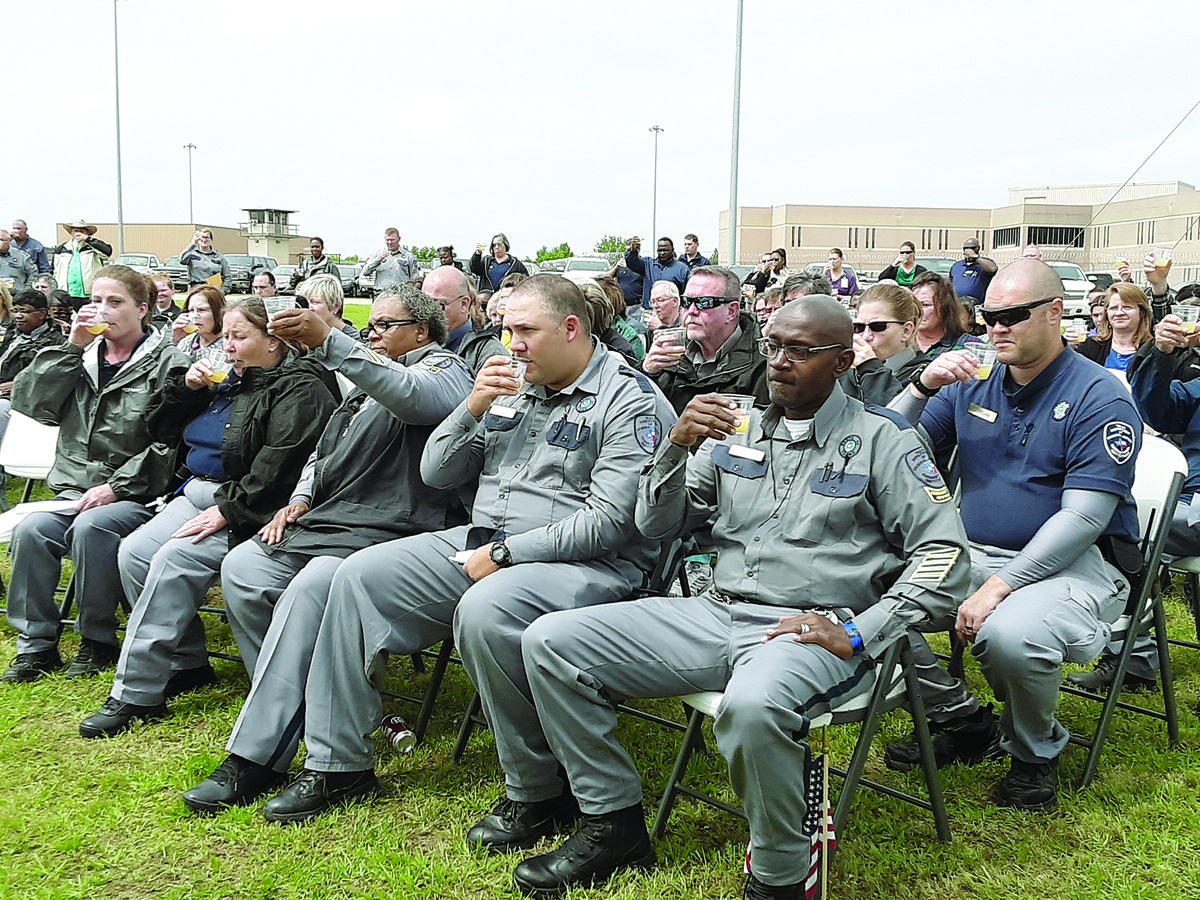 TDCJ staff honors those who died in the line of duty