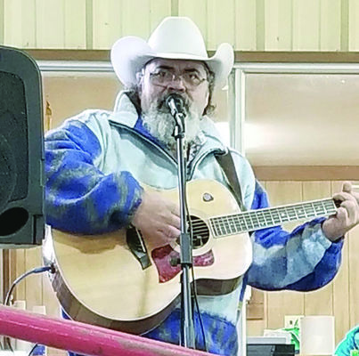 Courtesy Photo Turney resident Michael Knight returns to the ICGMA awards ceremony in July after being nominated for the Association's Male Horizon award, Male Vocalist of the Year, Christian Country Songwriter of the Year and Album of the Year.