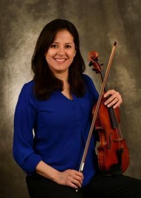 Courtesy Photo Summer violin and viola classes will be taught by Alba Madrid at SFA.