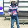 Courtesy Photo Reagan Davis of Alto has been stacking up rodeo accolades. Davis was the Texas State Champion in pole bending and recently placed second in the National finals. The week before the NHSRA finals, Davis was in Shawnee, Okla., for the International Youth Finals Rodeo, where she also placed in the Top 10 overall.