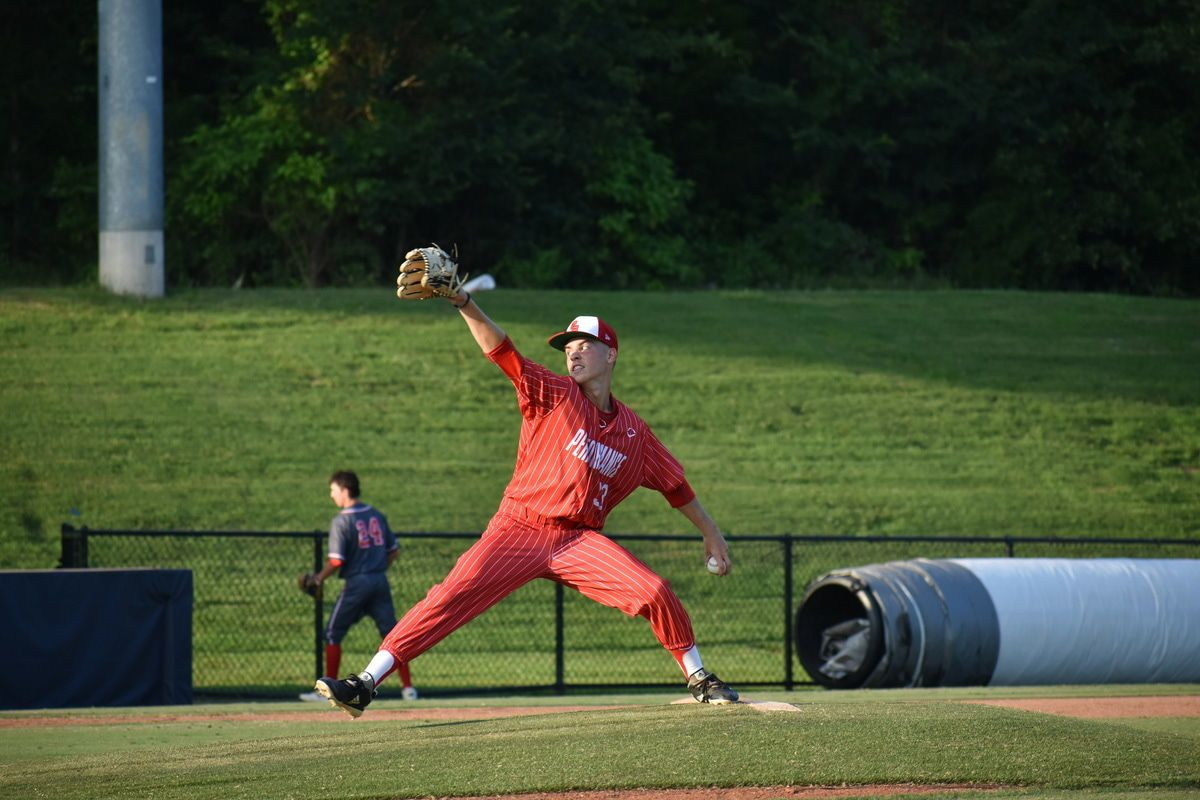 Rusk pitcher to play in Underclass Games