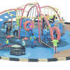 Courtesy photo Pictured is a rendition of the new play ground equipment Wells officials recently purchased. The community is being asked to come help install the new equipment during a workday set for Saturday, Sept. 7.