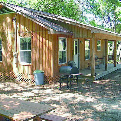 Courtesy Photo The two bedroom cabins offer families affected by autism an opportunity to disconnect and explore nature.