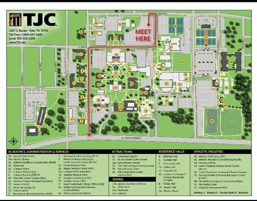 Photo provided by TJC