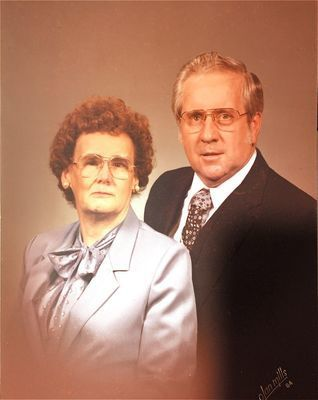 Mr. and Mrs. William Lang