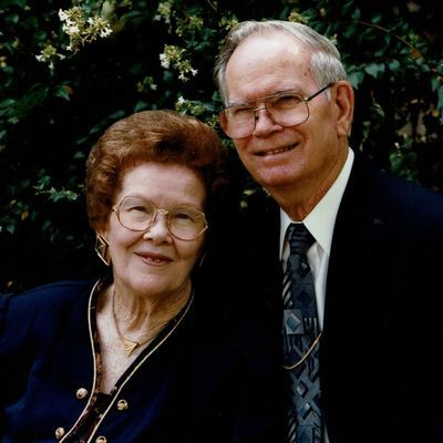 Ruby Gentry and husband