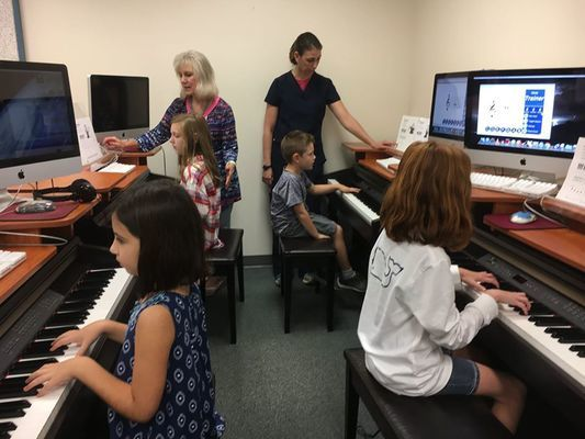 Courtesy photo Fall class registration for music instruction through SFA's Music Preparatory Division is underway. Lessons begin Aug. 17.