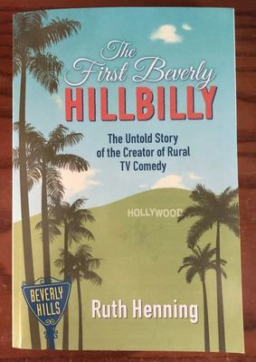 Photo from John Moore Columnist John Moore's copy of the book that chronicles the life of the creator of The Beverly Hillbillies, Paul Henning.