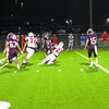 Photo by Thomas Leffler/Fairfield Recorder Rusk Eagle #22 takes down a Fairfield Eagle during the first football game of the season on Friday, Aug. 28, in Fairfield. Rusk faces the Crockett Bulldogs (1-0) in Rusk on Friday, Sept. 4.