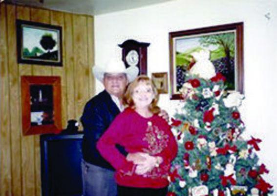 Frank Anton Fournier, III and wife, Dottie Singleton