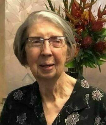 Eula Marlene Strickland Yoder
