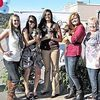 """<p>After they'd made their way down the catwalk with homeless pets, several of the models who participated in a pet fashion show Saturday paused for a group picture. Left to right are Shannon Bodkins of Louisa, Tessa Mullins, Brandee Childress and Katie Brooks, all of Appalachia, and Dottie Shuler of Big Stone Gap. JENAY TATE PHOTO.</p><a href=""""/pages/submit_photo_reprint"""">Click Here</a><p>to order photo reprints</p>"""