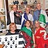 "<p>Displaying the colors of the Celtic nations are (seated, from left) Darinda Hood, Wendy Welch and Mily Lusk; (standing, from left) Randy Stanley, Jack Beck and Pat Murphy. PHOTO BY GLENN GANNAWAY.</p><a href=""/pages/submit_photo_reprint"">Click Here</a><p>to order photo reprints</p>"
