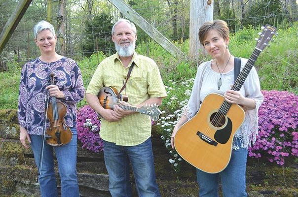 The Wild Blue Yonder Band will provide entertainment to accompany a selection of Irish-themed dinner options and a wine tasting with MountainRose Vineyard.