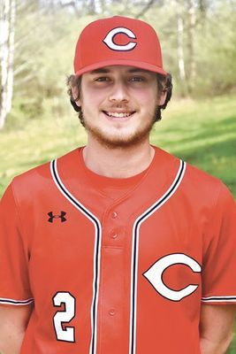 Central baseball's Jordan Bishop - ELIZABETH BISHOP PHOTO