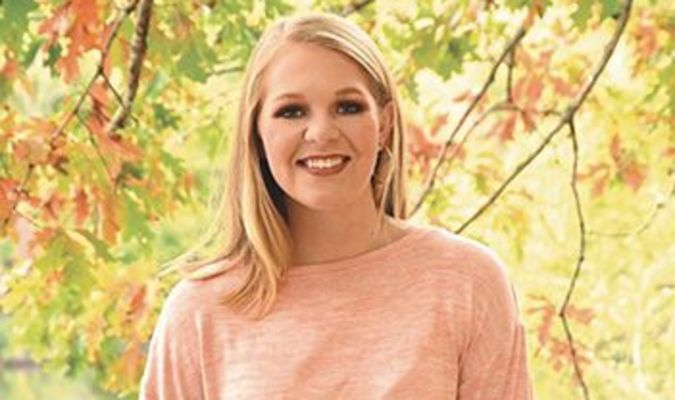 Ford C. QuillenScholarship winner Krista Rashay Meredith is a graduate of Union High School.