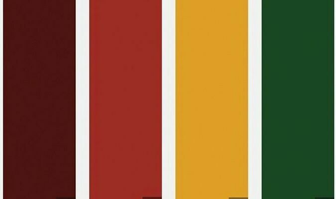 Logo contest entries are expected to use this color scheme.