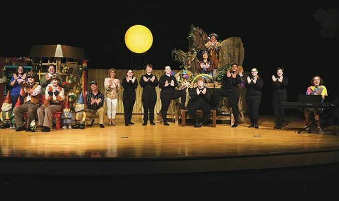 Central One Act team
