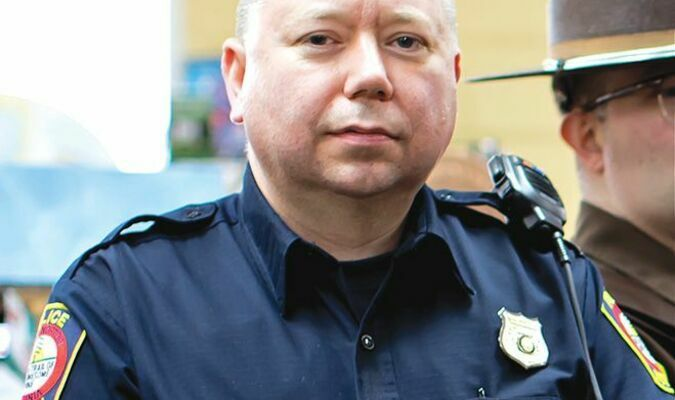 Chief James Lane  FILE PHOTO