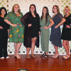 The Miss Comanche Pageant will be held this Saturday at the Asbury Center in Comanche at 7 p.m. Contestants are: (from left) Cassidy Rodriguez, Jocelynn Williams, Shayson Hodges, Mystik Palmer, Keatyn Elane Tilley and Marissa Chandler.