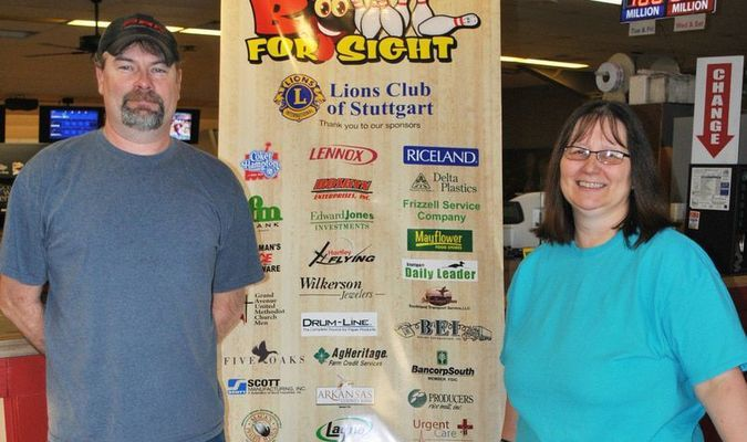 Stuttgart Rice Bowl owners generously donated the use of their business for the fundraiser, which is in its fourth year.