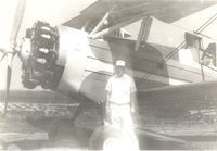 New Plane Roger Smith