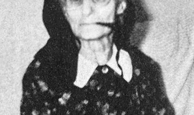 Emily Mary Owens O'Quinn, wife of John Henry O'Quinn, was born May 22, 1890 and died October 2, 1969.She was the daughter of James and Didema Fuller Owens. This photo was found in the December 9, 1966 issue ofThe Dickensonian.