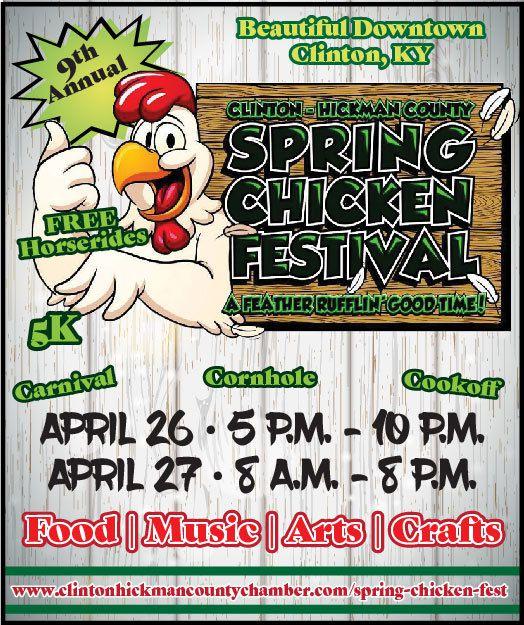 2019 Spring Chicken Fest