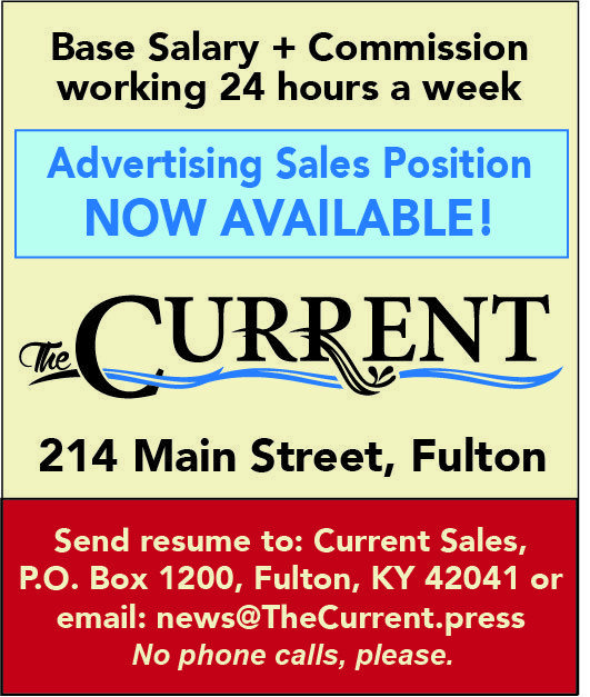 Help Wanted - Advertising Sales Position