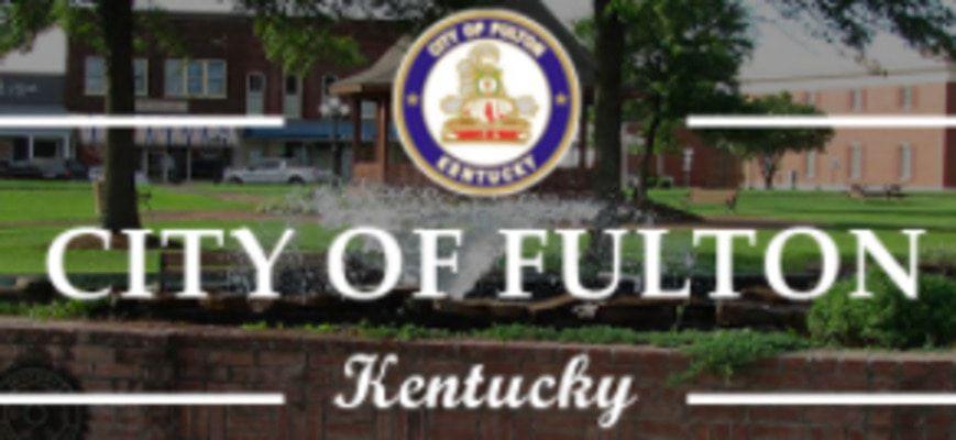 FULTON CITY COMMISSION'S APRIL 12 AGENDA ANNOUNCED