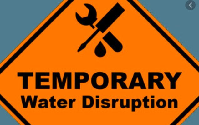 FULTON RESIDENTS COULD EXPERIENCE WATER SERVICE DISRUPTION THIS MORNING