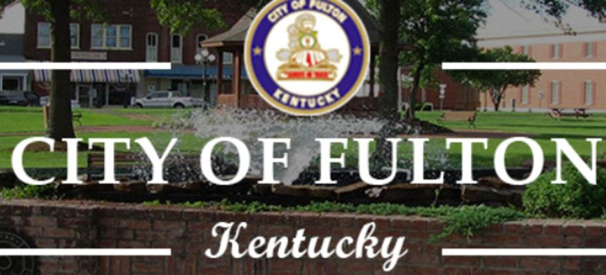 FULTON CITY COMMISSION'S AGENDA FOR APRIL 26 MEETING ANNOUNCED