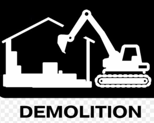 CITY MANAGER REPORTS NOTIFICATION OF DEMOLITION SCHEDULED