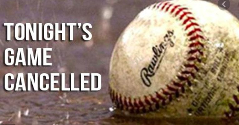 TCY GAMES CANCELLED FOR MAY 6