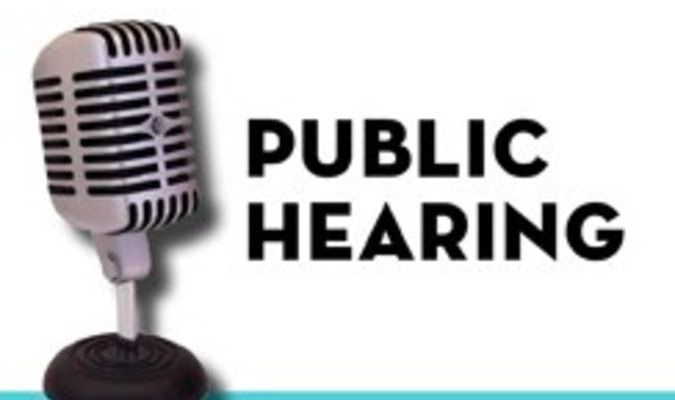 PUBLIC HEARING TONIGHT FOR PONTOTOC UPGRADE GRANT...PUBLIC INPUT NEEDED