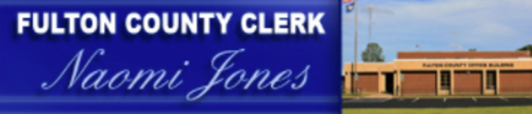 FULTON COUNTY CLERKS OFFICE UNAVAILABLE FOR VEHICLE SERVICES DUE TO SYSTEM ISSUES
