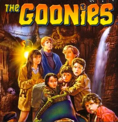 FULTON TOURISM'S SHOWING OF THE GOONIES POSTPONED UNTIL JULY 31