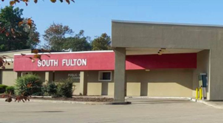 SPECIAL CALLED SESSION OF SOUTH FULTON CITY COMMISSION MON., AUG. 16
