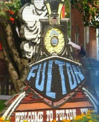 FULTON CITY COMMISSION'S AUG. 13 AGENDA ANNOUNCED