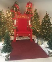 This chair won't be empty for long! Come to downtown Fulton's Pontotoc Community Center from 5-7 p.m., and see who will be sitting here!