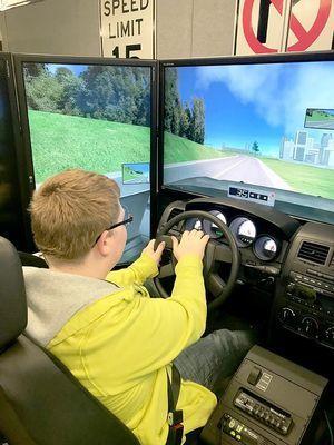 FCTA Simulator 'drives' home safety