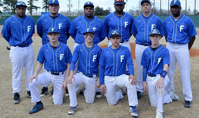 The 2019 Fulton High School Bulldogs' baseball team