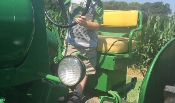 OLD TIMERS DAY TRACTOR SHOW AND PARADE IS JUNE 15 IN THE WALNUT GROVE COMMUNITY, JUST OUTSIDE OF SOUTH FULTON, OFF HWY. 45E, MARTIN HIGHWAY! DOZENS OF ANTIQUE TRACTORS AND FARM EQUIPMENT....A FREE EVENT FOR THE WHOLE FAMILY!