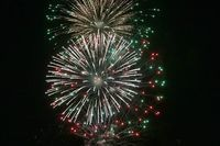 Fulton's Tourism Commission provides an  annual fireworks display for area residents, launched from Fulton's City Park each Fourth of July.