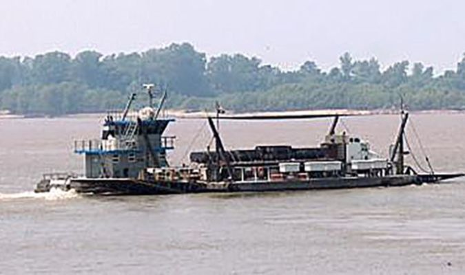 Dorena Hickman Ferry has reopened and resuming Summer schedule