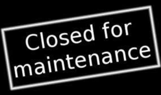 The Fulton County Courthouse in Hickman has announced a closure for maintenance