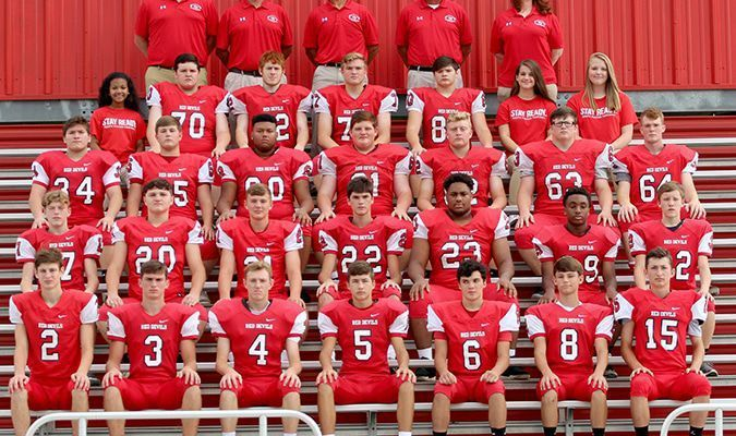 The 2019 South Fulton High School Red Devils' football team